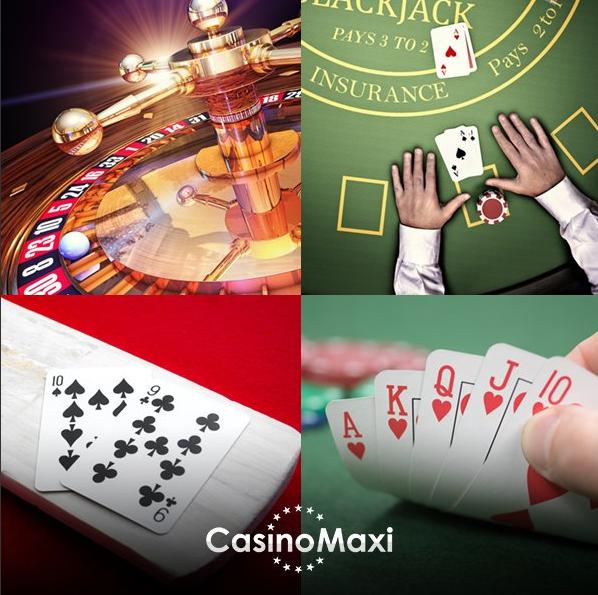CasinoMaxi Oyunlar